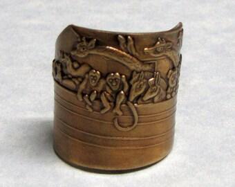 Noah's Ark Boat Ring