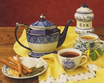 Organic Spiritual Women's Brew Tea, 12 tea bags