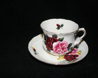Tea Cup and Saucer Number 8292