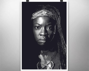 The Walking Dead: Michonne (Original Artwork)