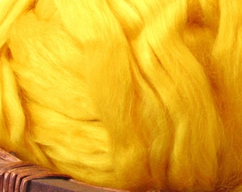 Dyed Bamboo Top - Yellow / 1oz