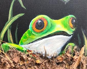 Frog I - print