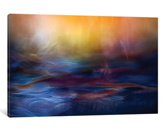 iCanvas Inner Peace Gallery Wrapped Canvas Art Print by Willy Marthinussen