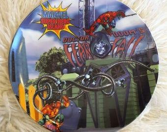 Universal Studios Islands of Adventure Doctor Doom Collector Plate