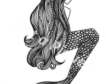 Siren - print