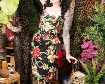 Lana hawaiian dress