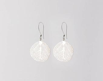Linden Leaf Earrings/s