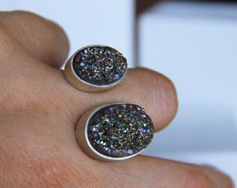 Drus ring/ anillo drusas