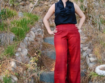Ladies Siren Trousers - perfect fall pant