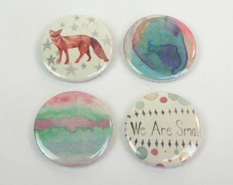 Nebula Fox Badges