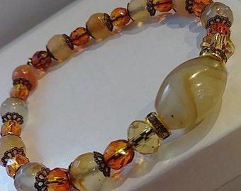 Agate Stone Bracelet (Free Shipping in United States)