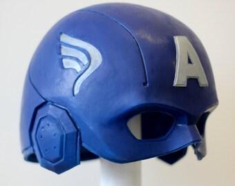 Captain America 1:1 Avengers Mask, Prop