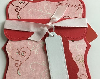 Mothers Day Gift Card Holders,Set of 3 Cards,Money Holder,Gift Card Set