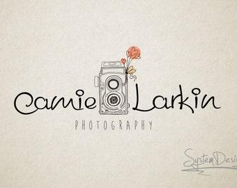 Photography logos - Camera Logo Design - Logo watermark