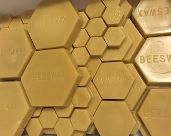 Pure Australian Organic Beeswax - Straight From The Beekeeper