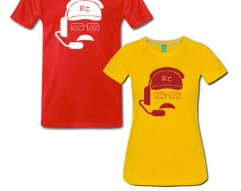 KC Chiefs Andy Reid Fan T Shirt