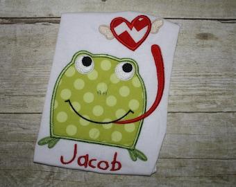 Valentine Froggie