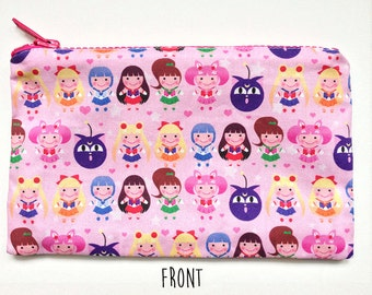 Sailor Moon Pencil Case Pouch