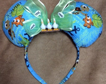 Finding nemo mouse ears