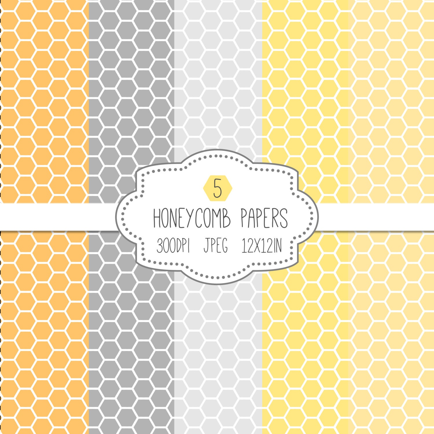 1366x768 grey honeycomb pattern - photo #26