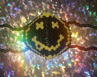 Surgical Style Nirvana Kandi Rave Mask