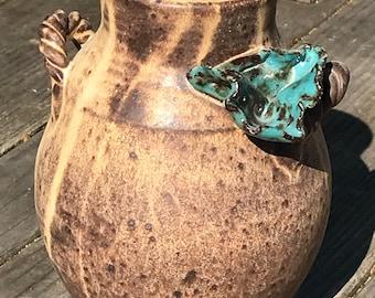 Stoneware Ceramic Vase