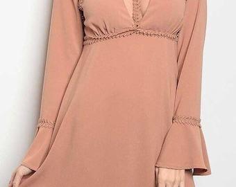 NICOLETTE DRESS