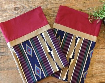Vintage Western Pillowcases
