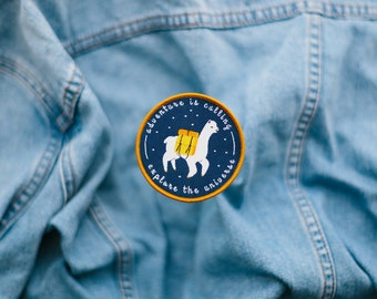 SALE - Adventure is Calling Patch