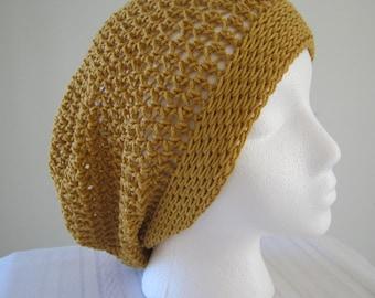 Crochet Slouchy hat Crochet Slouch slouchy hat Summer slouch crochet beanie slouchy beanie Boho womens slouch beanie crochet slouch