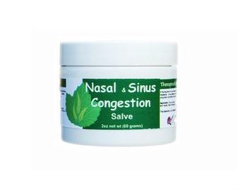 Nasal & Sinus Salve