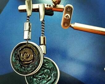 Earrings pendulum