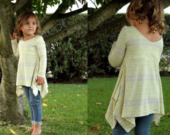 Boheme Sky PDF Sewing Pattern ... Sizes 2T-14yrs