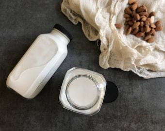 Nut Milks for Locals: Cashew + Almond
