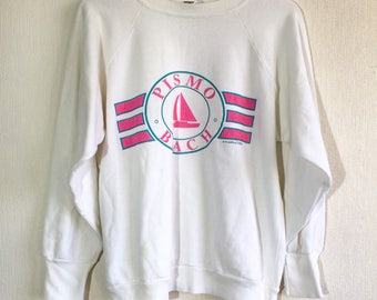 1986 Pismo Beach sweatshirt
