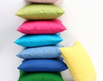 Plain cushion covers All Colours All sizes