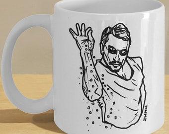 Salt bae meme mug - Saltbae guy gift cup