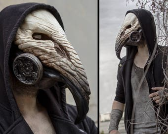 The Pestilence Doctor - Crow Mask