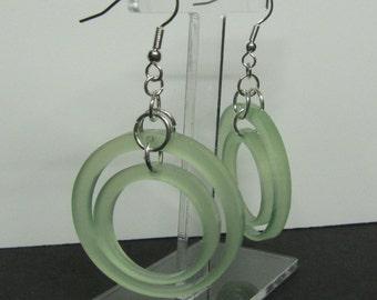 Original Design Double Ring Earrings