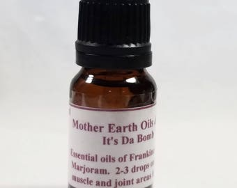 It's Da Bomb, Essential Oil Pain Blend, Aromatherapy, Synergy Blend