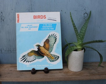 1968 School Transparency Book: Birds