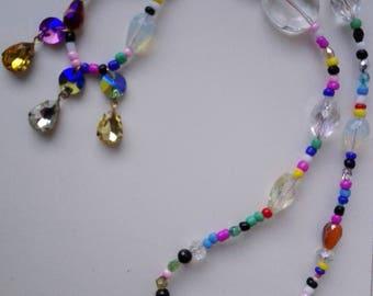 Elastic Pendant Fashion Necklace!