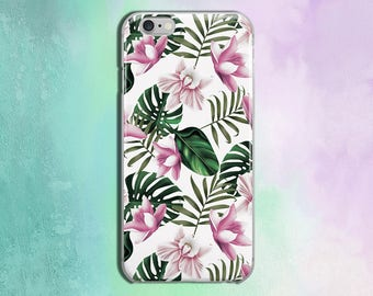 Floral iPhone 5C Case for Samsung Galaxy S4 Case iPhone 6s Plus Case for Samsung Galaxy Note 7 iPhone 5 Case iPhone 6 Case iPhone 7 CZ1285
