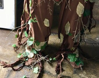 Root suit for Little Shop of Horrors Pod Three