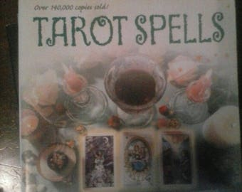 Tarot Spells by Janina Renee Lg PB Book