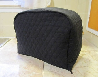 2 Slice Zipper Toaster Covers Storage Keep Out Bugs and Mice Made To Order