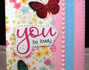 You Be Lovely Notebook