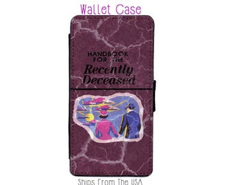 iPhone 7 Plus Case - iPhone 7 Plus Wallet Case - Beetlejuice iphone 7 Plus Case - Beetlejuice iPhone 7 Plus Wallet Case