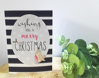 SALE **Merry Christmas To You Card**