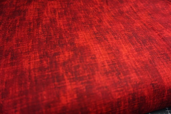 Timeless Treasures - Studio Ruby Cotton Quilting Fabric